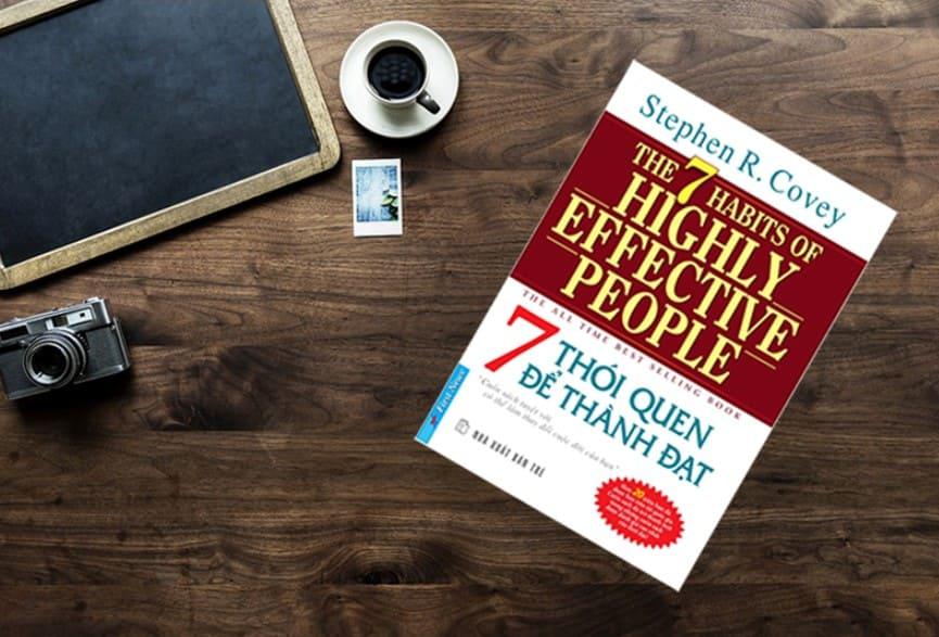 Sách hay 7 thói quen để thành đạt – Stephen R. Covey